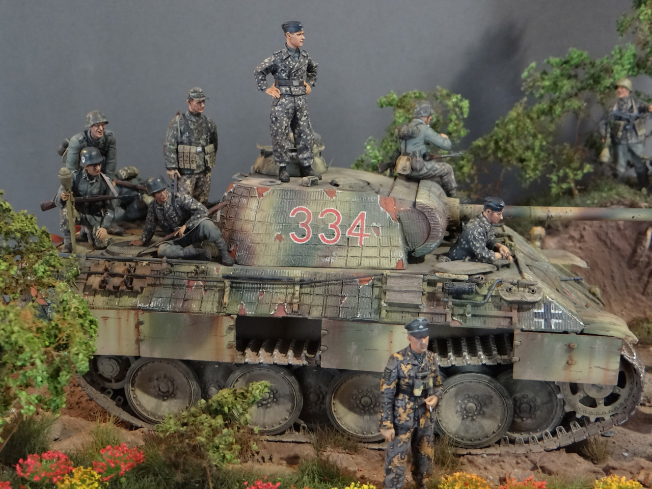 Dioramas and Vignettes: Normandy, 1944, photo #10