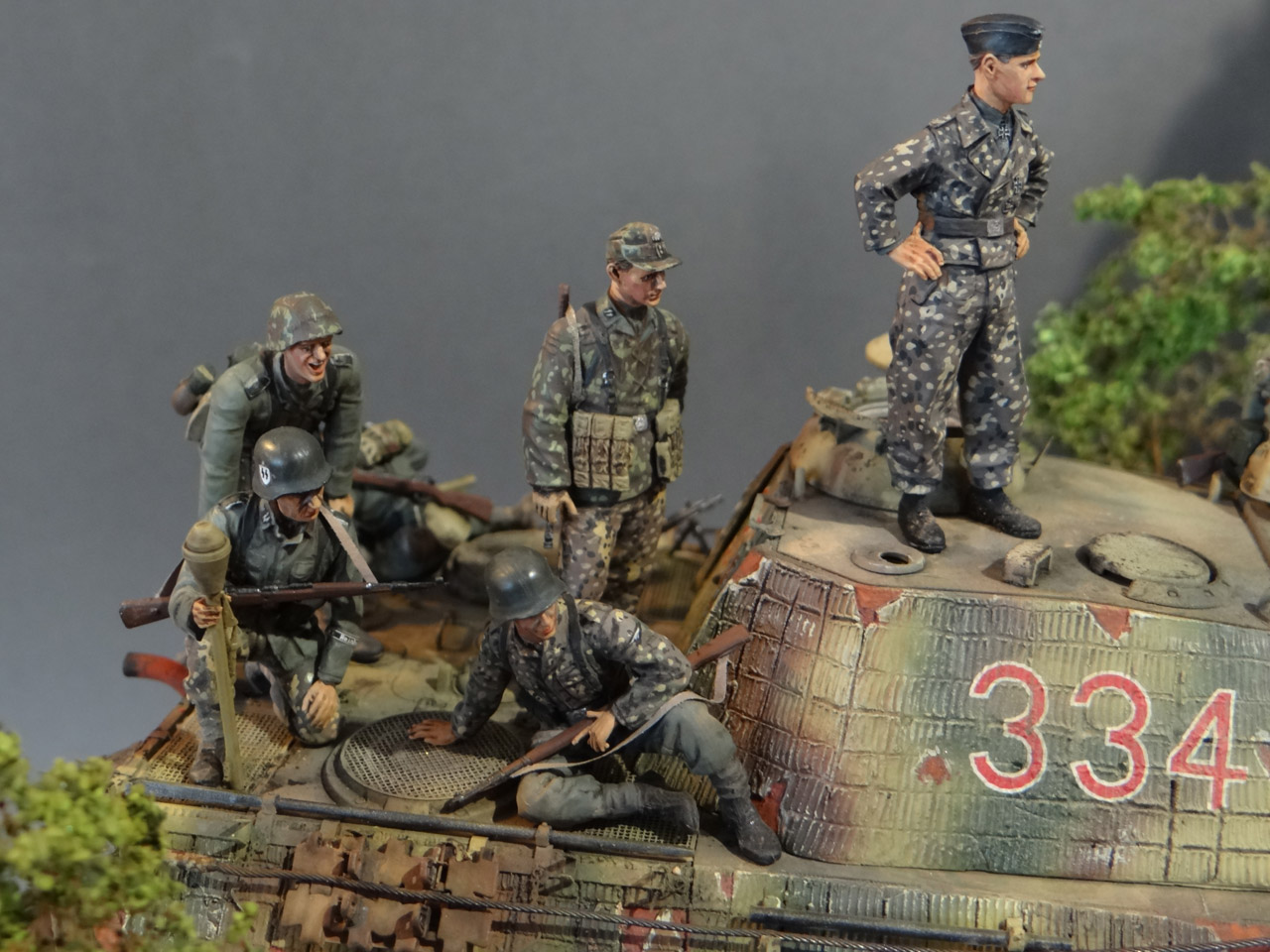 Dioramas and Vignettes: Normandy, 1944, photo #11