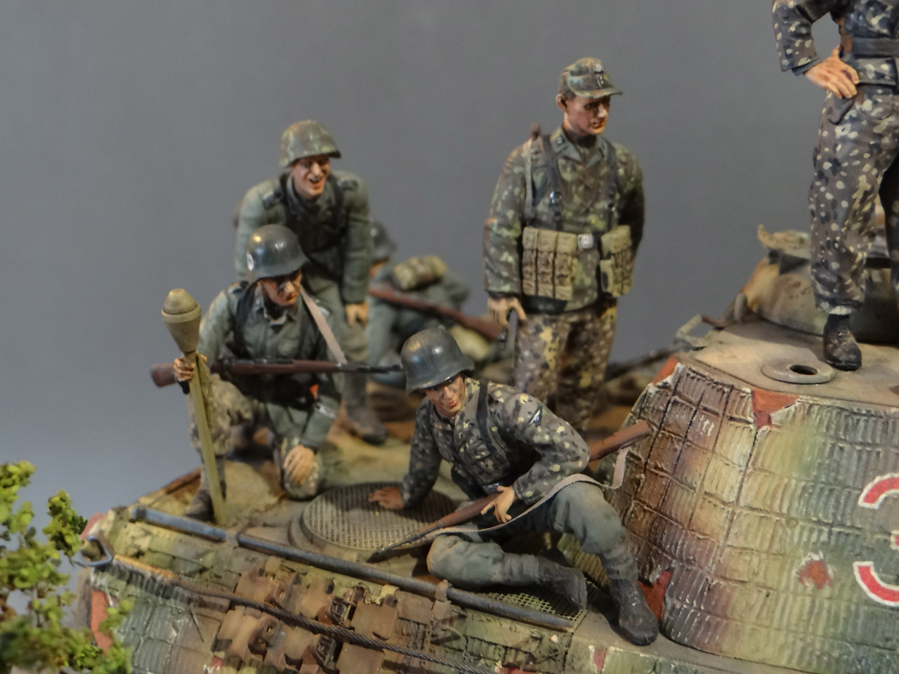 Dioramas and Vignettes: Normandy, 1944, photo #12