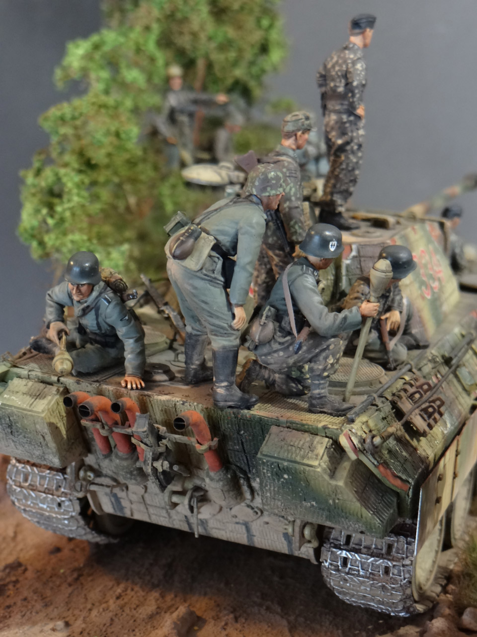 Dioramas and Vignettes: Normandy, 1944, photo #14