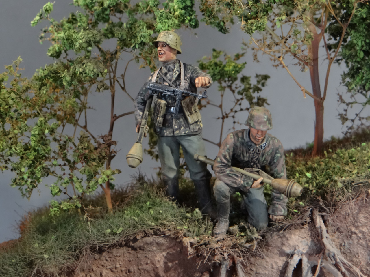 Dioramas and Vignettes: Normandy, 1944, photo #16