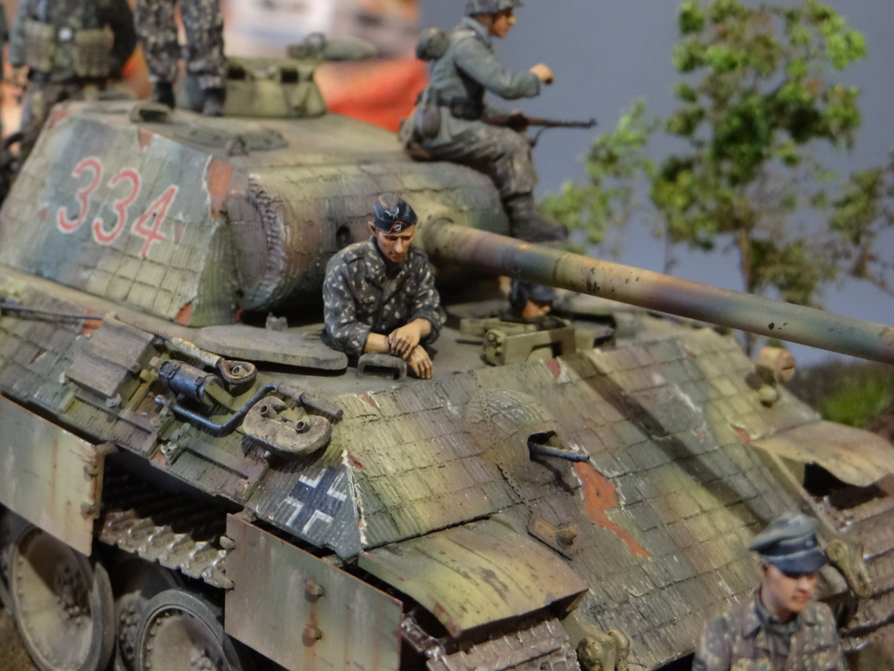 Dioramas and Vignettes: Normandy, 1944, photo #17