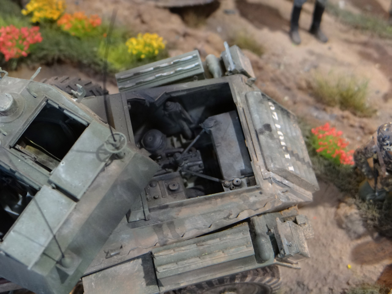 Dioramas and Vignettes: Normandy, 1944, photo #18