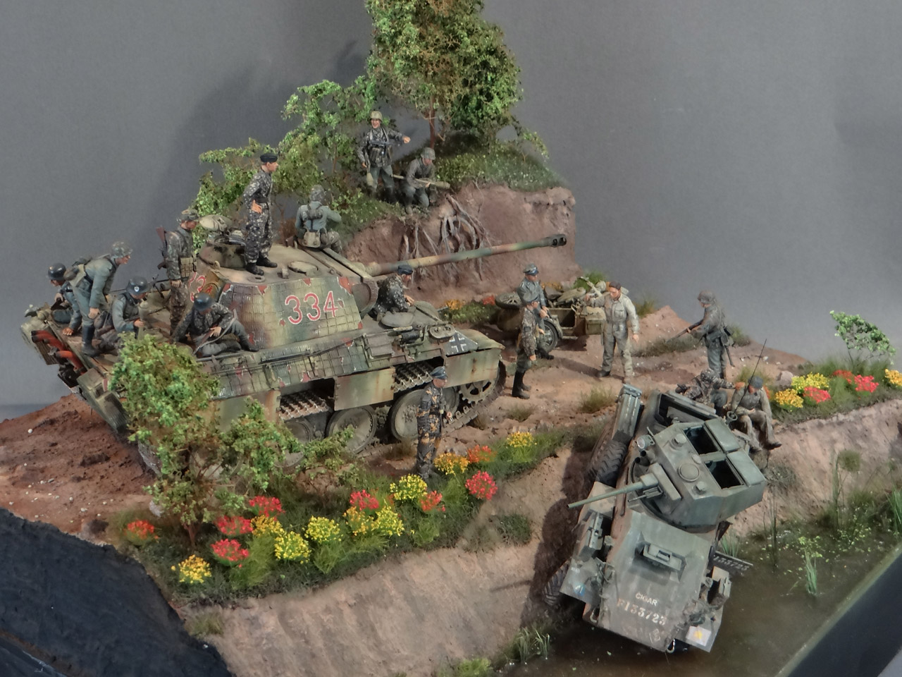 Dioramas and Vignettes: Normandy, 1944, photo #3
