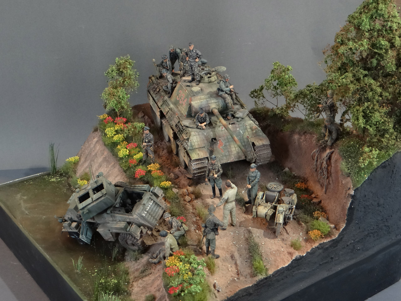 Dioramas and Vignettes: Normandy, 1944, photo #4