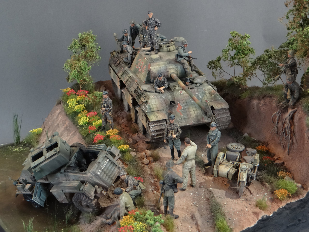 Dioramas and Vignettes: Normandy, 1944, photo #5