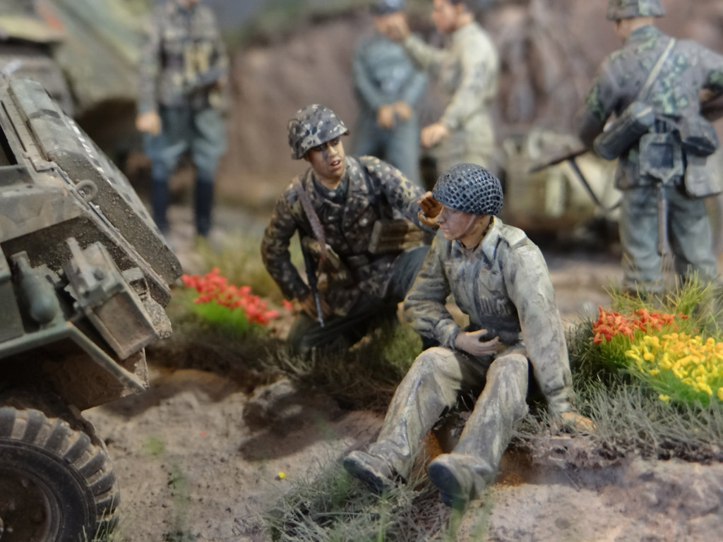 Dioramas and Vignettes: Normandy, 1944, photo #7