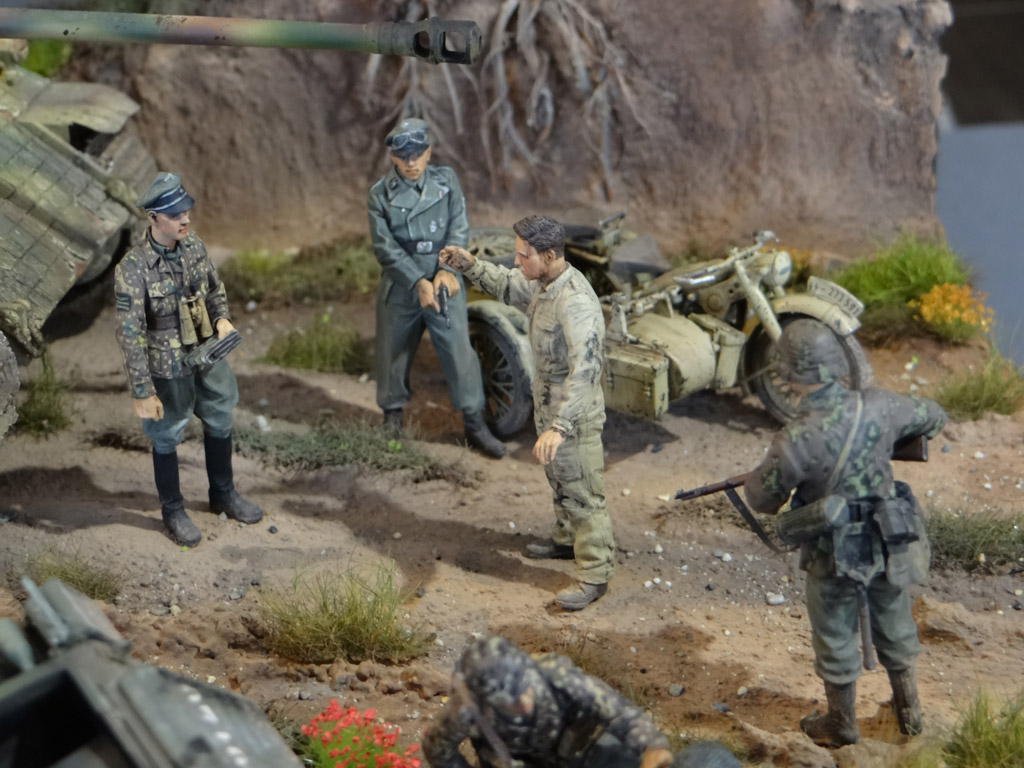 Dioramas and Vignettes: Normandy, 1944, photo #8