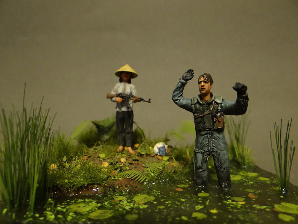 Dioramas and Vignettes: Flight is over..., photo #4