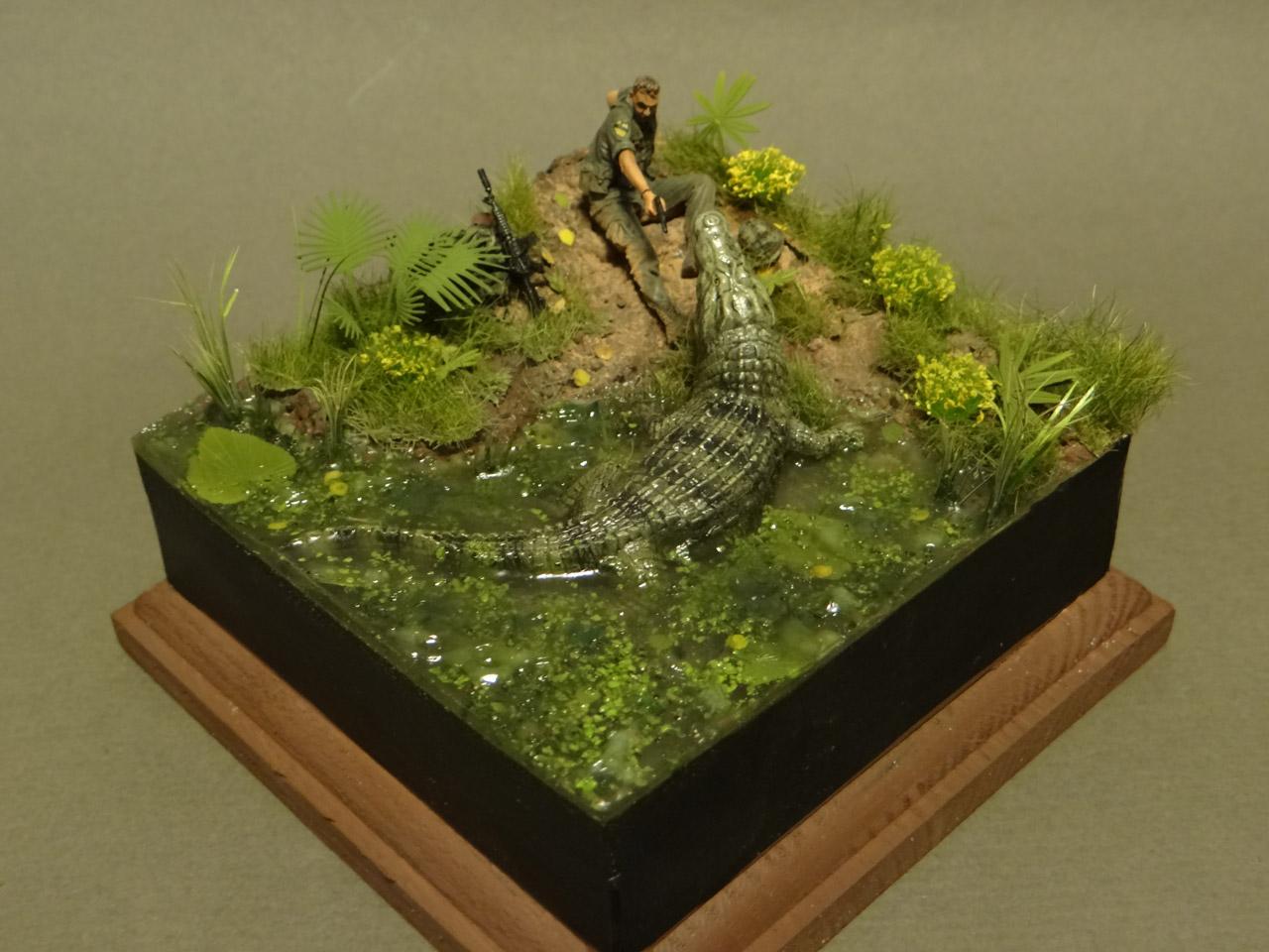 Dioramas and Vignettes: Wild world, photo #1