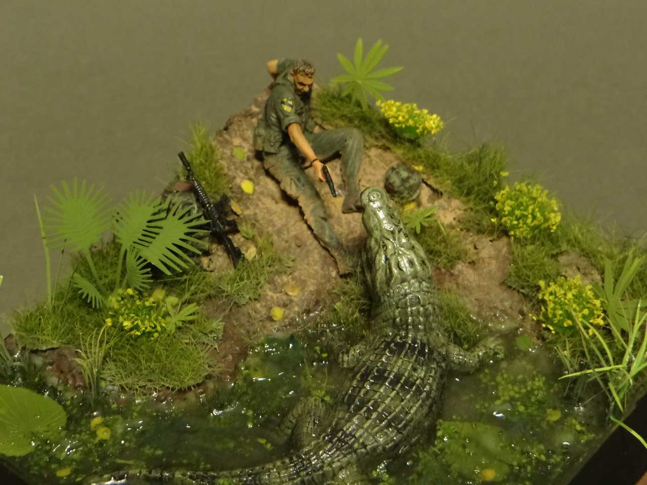 Dioramas and Vignettes: Wild world, photo #3