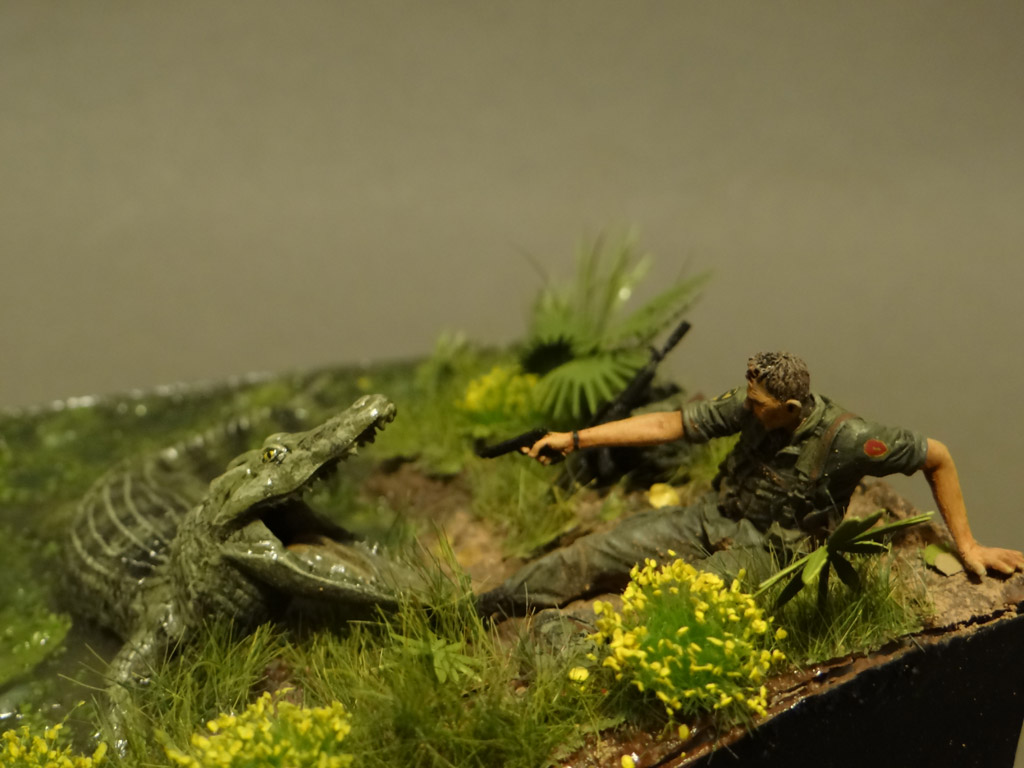 Dioramas and Vignettes: Wild world, photo #4