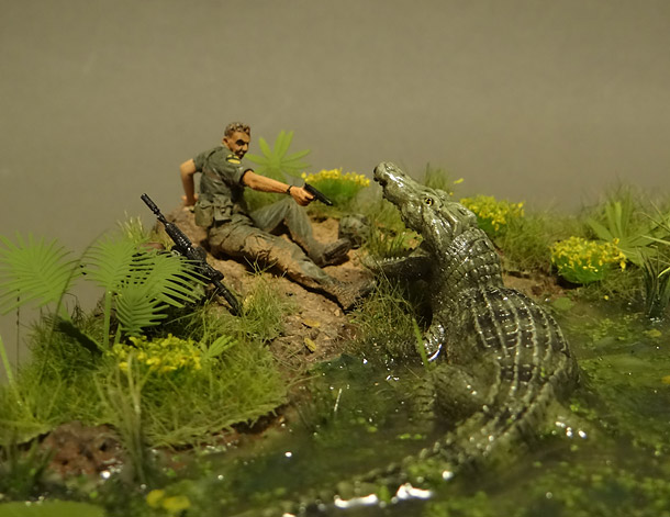 Dioramas and Vignettes: Wild world