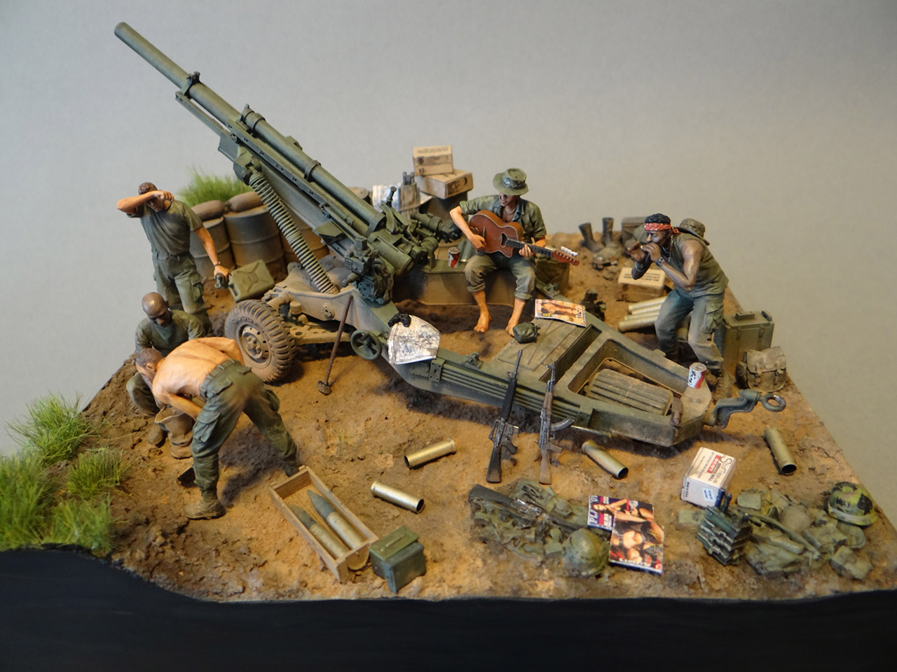 Dioramas and Vignettes: Trench blues, photo #1
