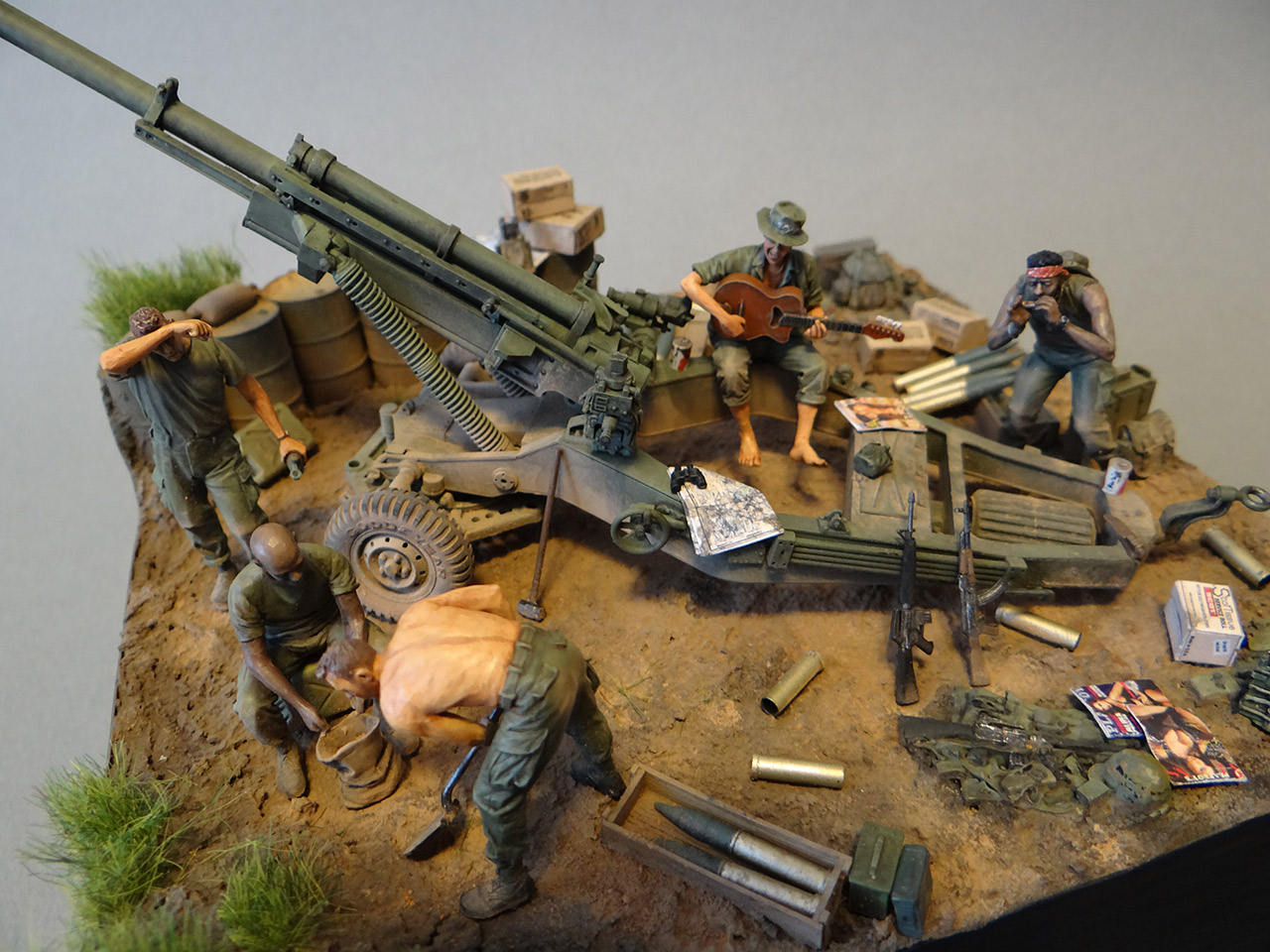 Dioramas and Vignettes: Trench blues, photo #2