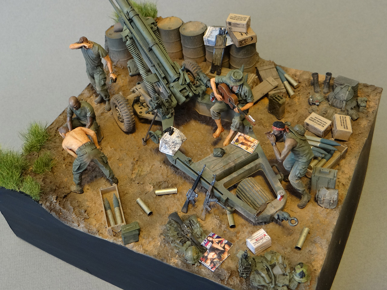 Dioramas and Vignettes: Trench blues, photo #3