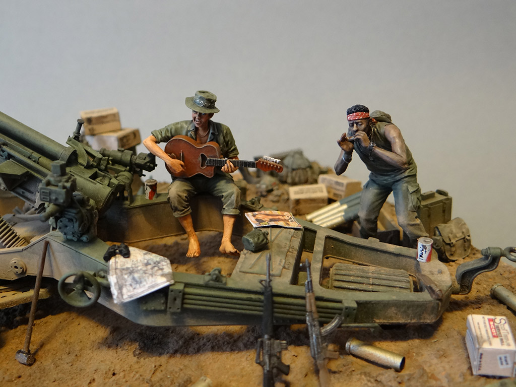 Dioramas and Vignettes: Trench blues, photo #4