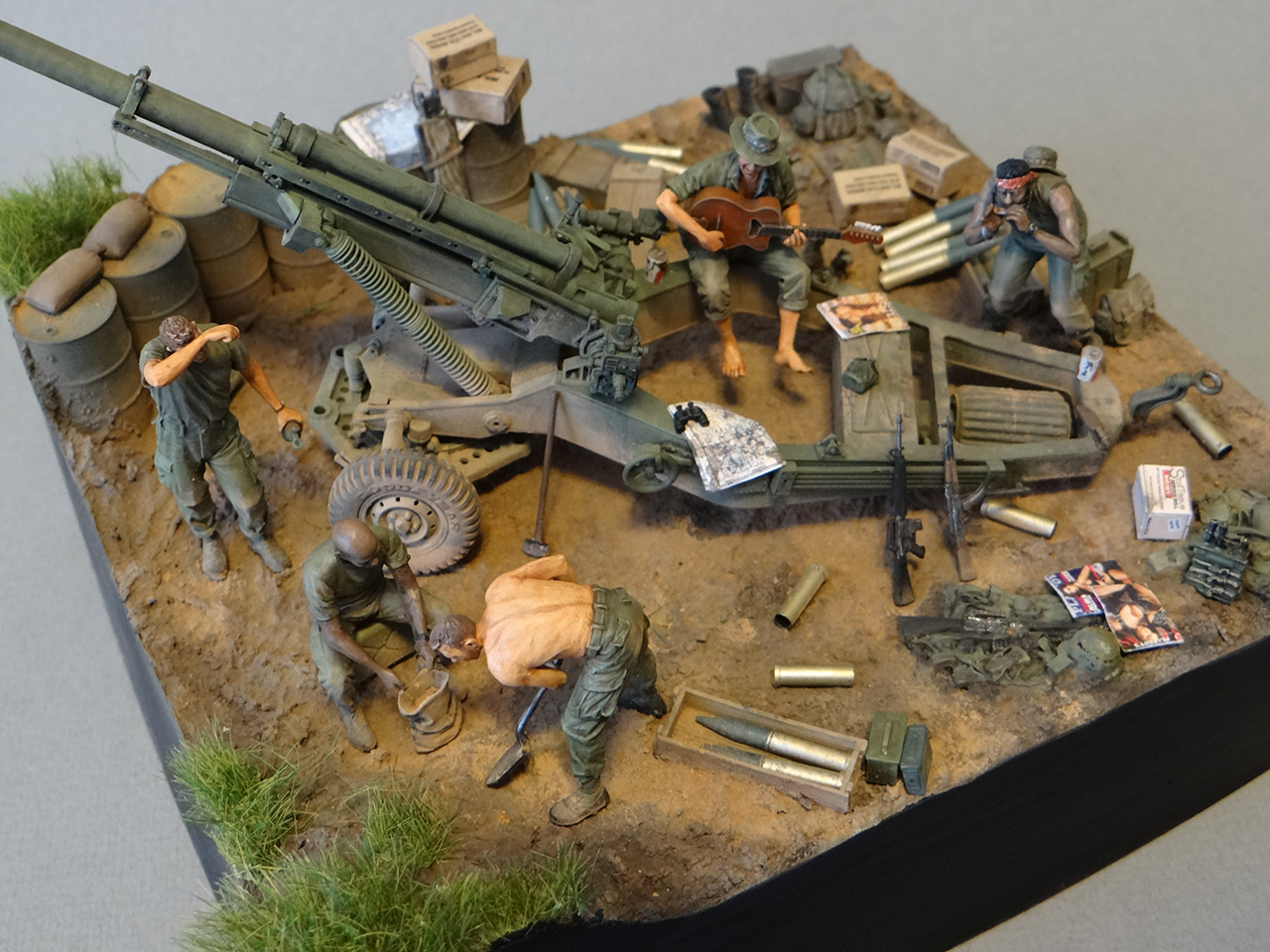 Dioramas and Vignettes: Trench blues, photo #5