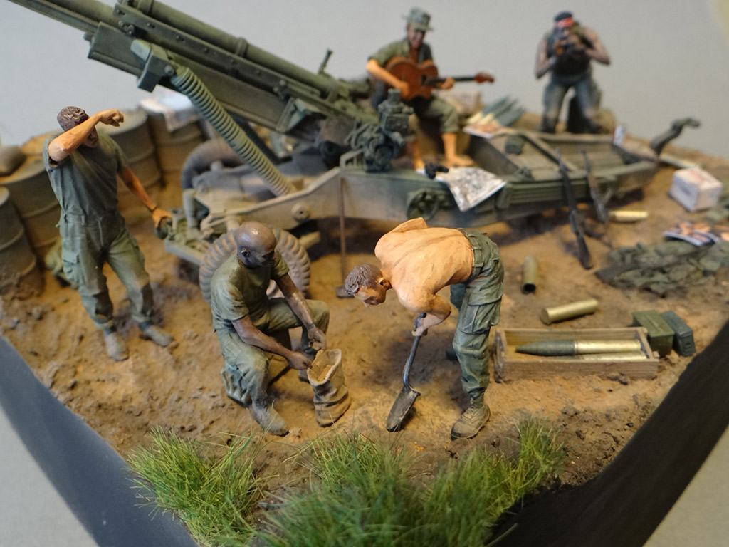 Dioramas and Vignettes: Trench blues, photo #7