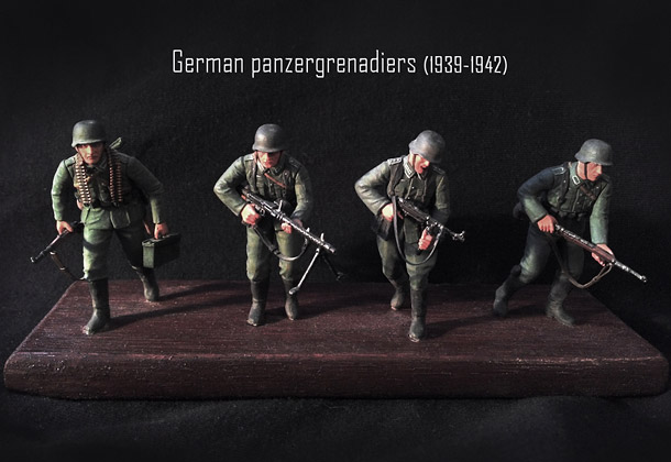 Training Grounds: German infantry, 1939-42
