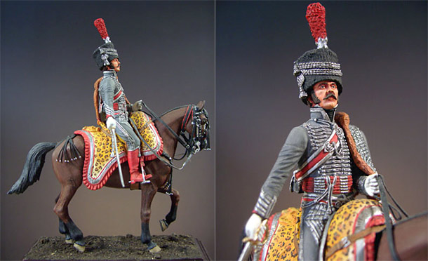 Figures: Officer, 3rd Guards Regiment