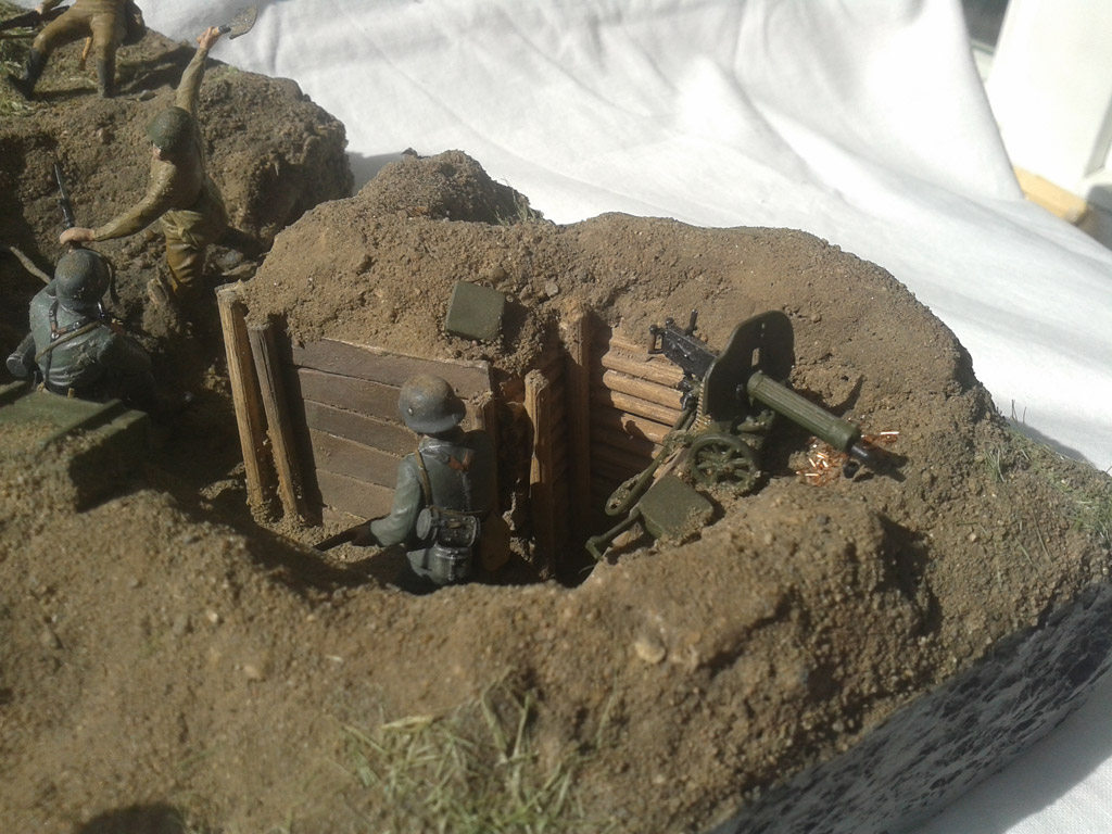 Training Grounds: Counter-attack. Summer 1941, photo #12