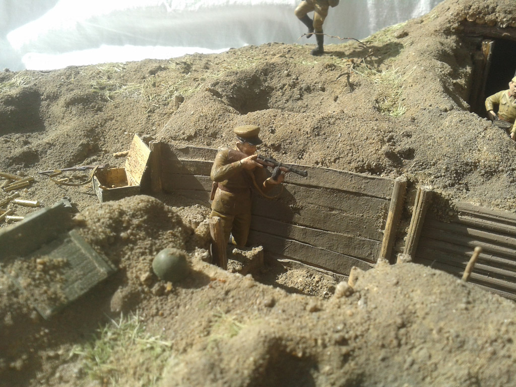 Training Grounds: Counter-attack. Summer 1941, photo #14