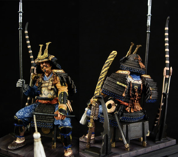 Figures: The Samurai