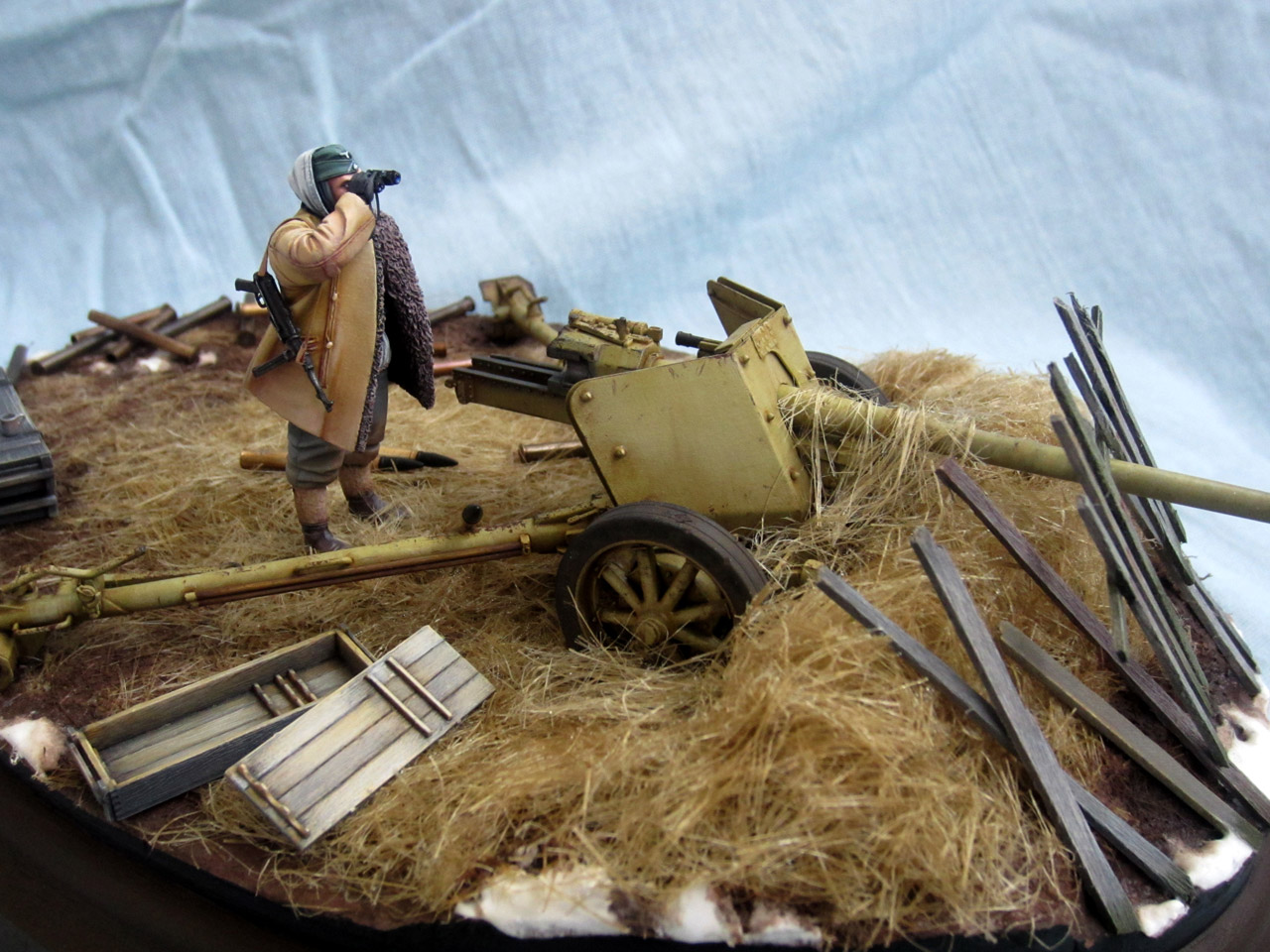 Dioramas and Vignettes: The Silence, photo #3