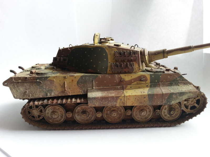 Dioramas and Vignettes: Trap for the Tiger, photo #11