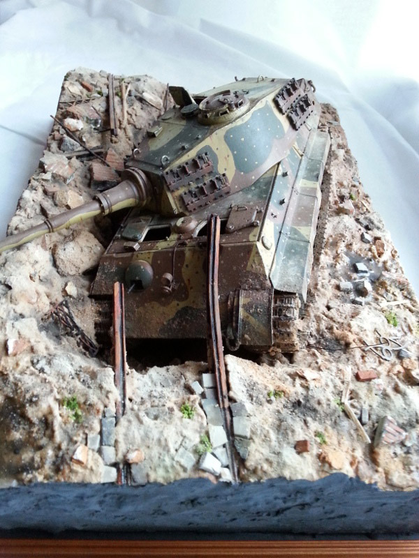 Dioramas and Vignettes: Trap for the Tiger, photo #2