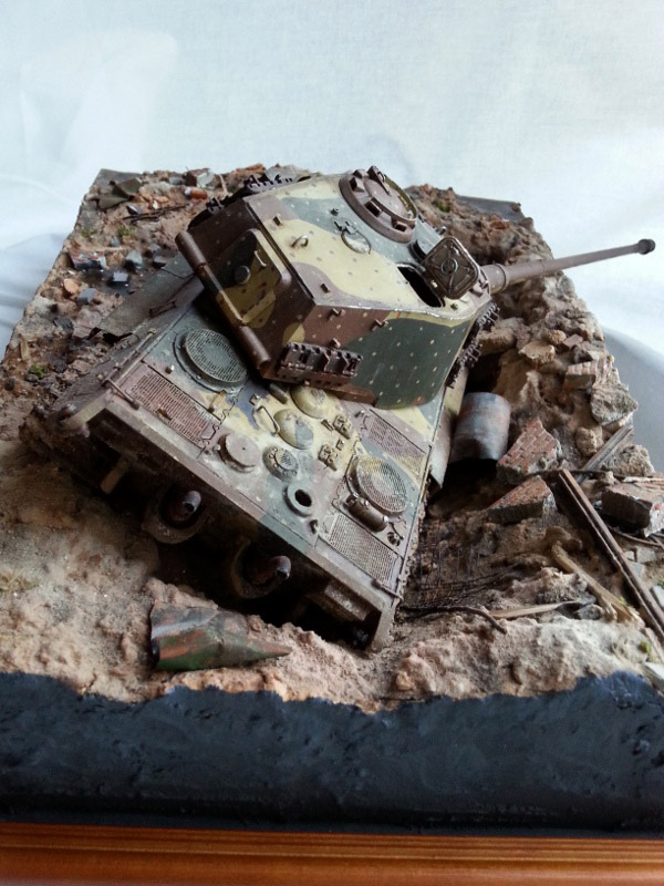 Dioramas and Vignettes: Trap for the Tiger, photo #3