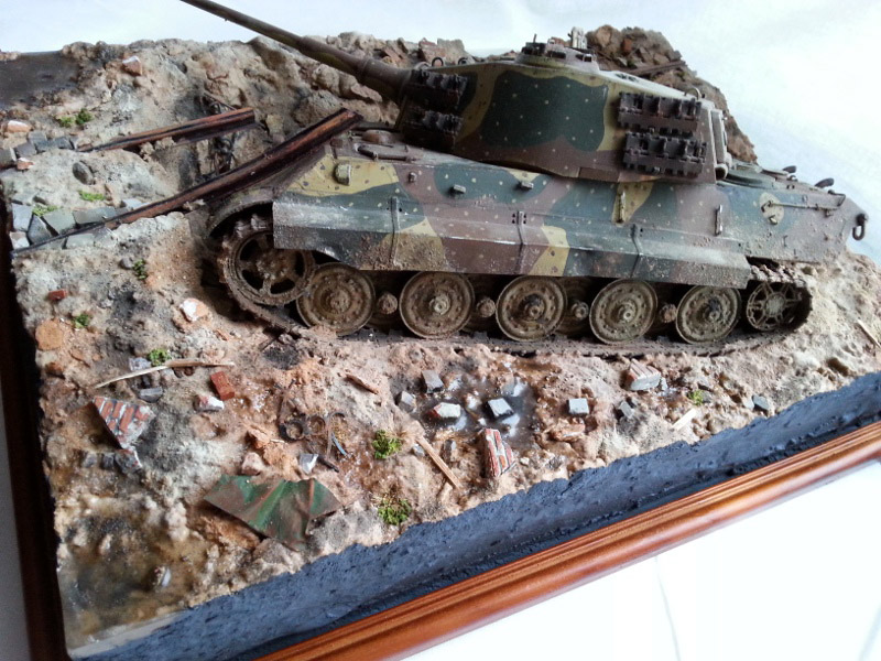 Dioramas and Vignettes: Trap for the Tiger, photo #4