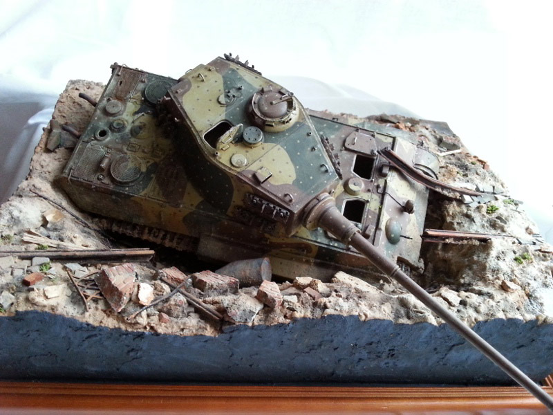 Dioramas and Vignettes: Trap for the Tiger, photo #5