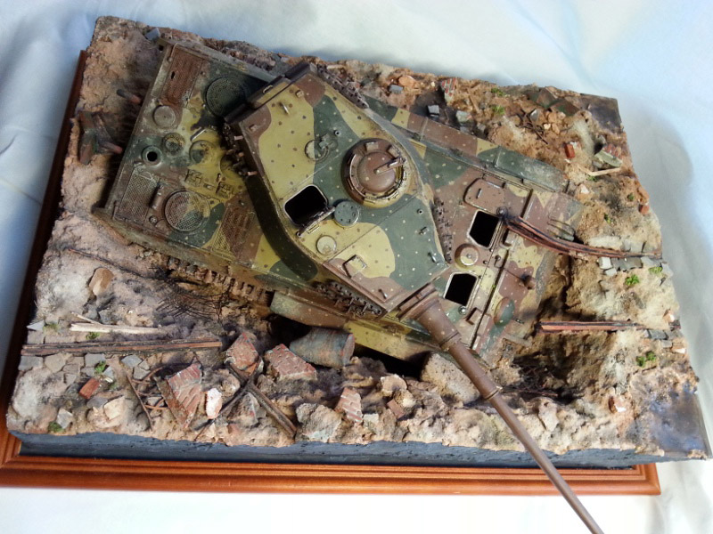 Dioramas and Vignettes: Trap for the Tiger, photo #8