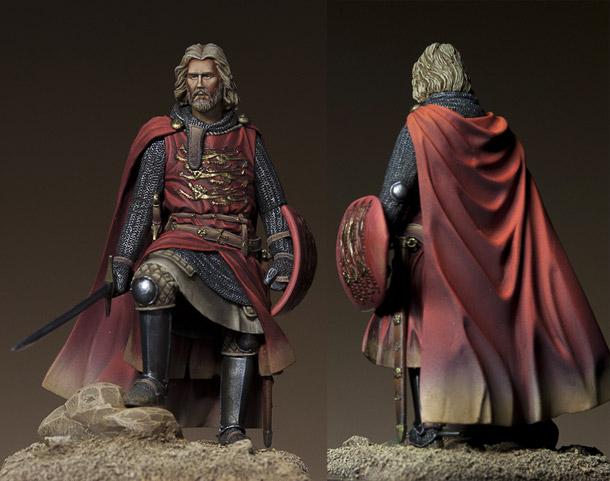 Figures: Richard I The Lion Heart