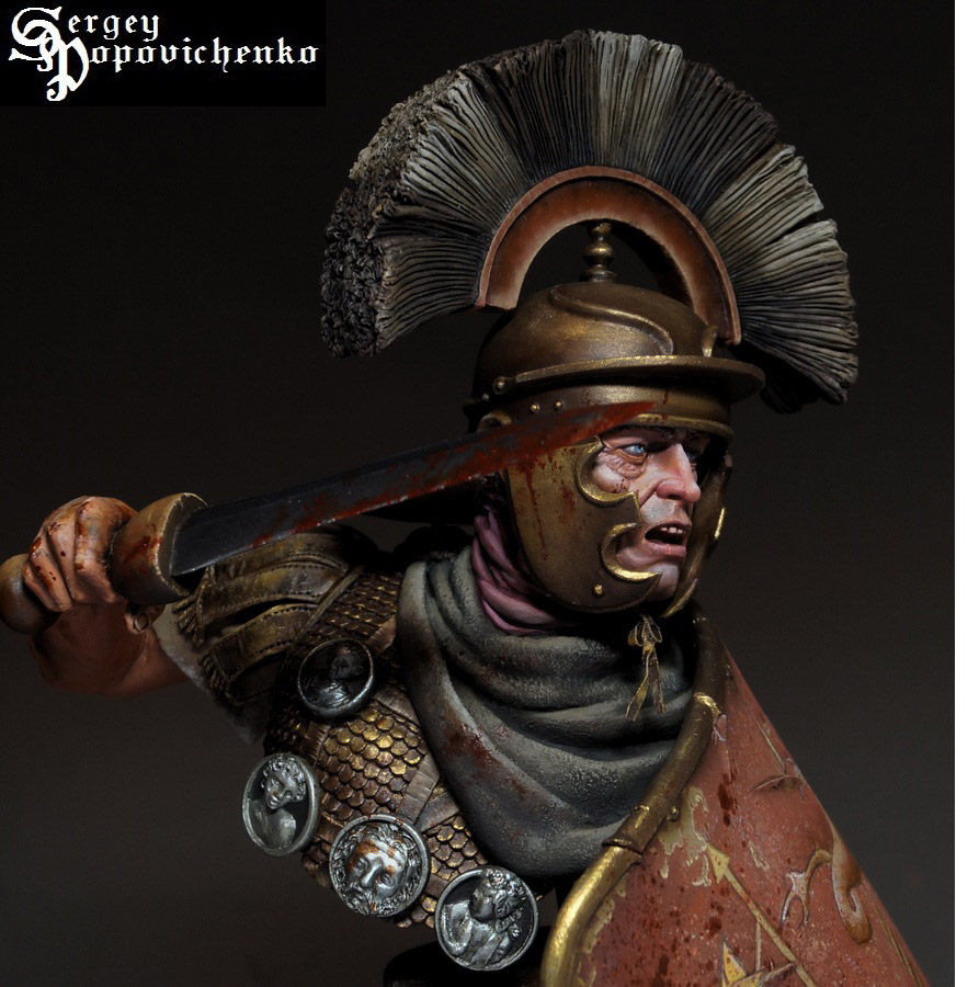 Figures: The Centurion, photo #2