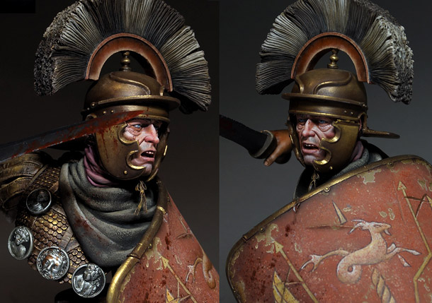 Figures: The Centurion
