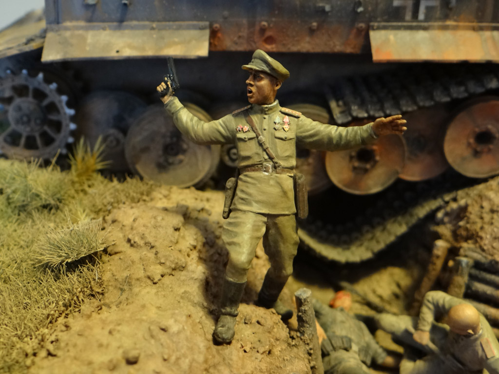 Dioramas and Vignettes: Tiger tamers, photo #11