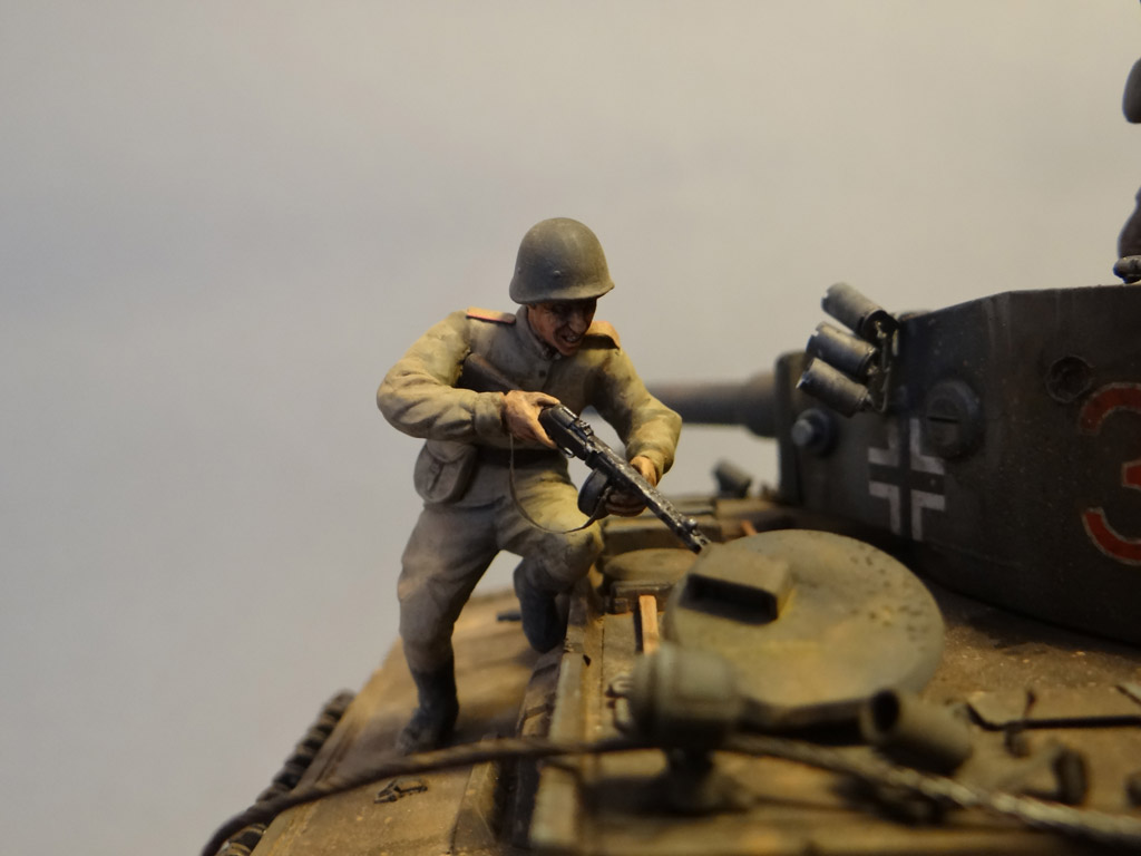 Dioramas and Vignettes: Tiger tamers, photo #13