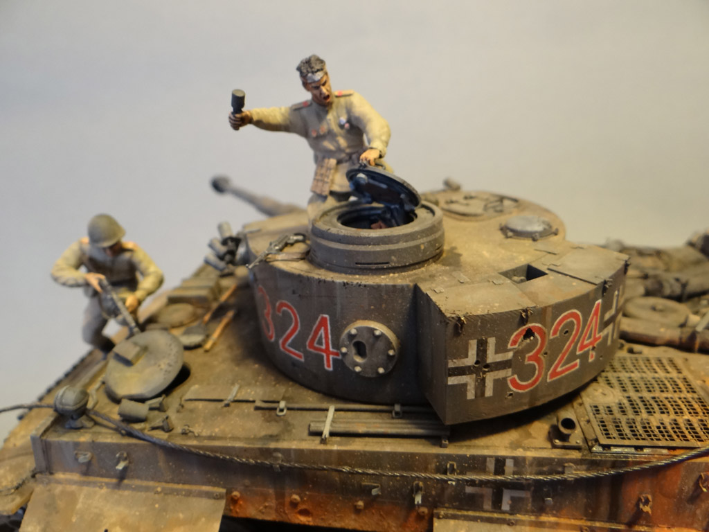 Dioramas and Vignettes: Tiger tamers, photo #14