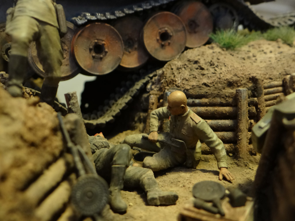 Dioramas and Vignettes: Tiger tamers, photo #15