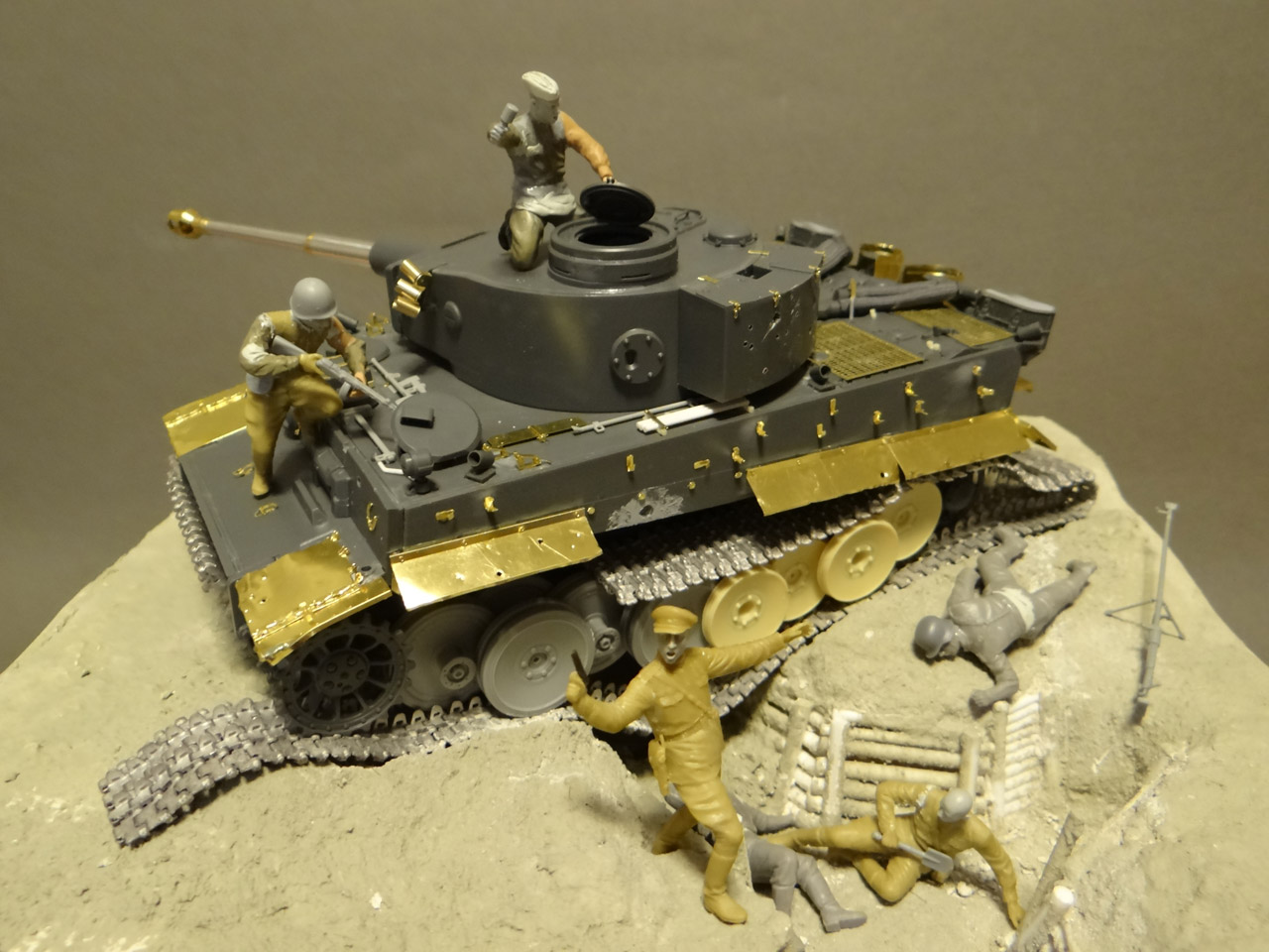 Dioramas and Vignettes: Tiger tamers, photo #19