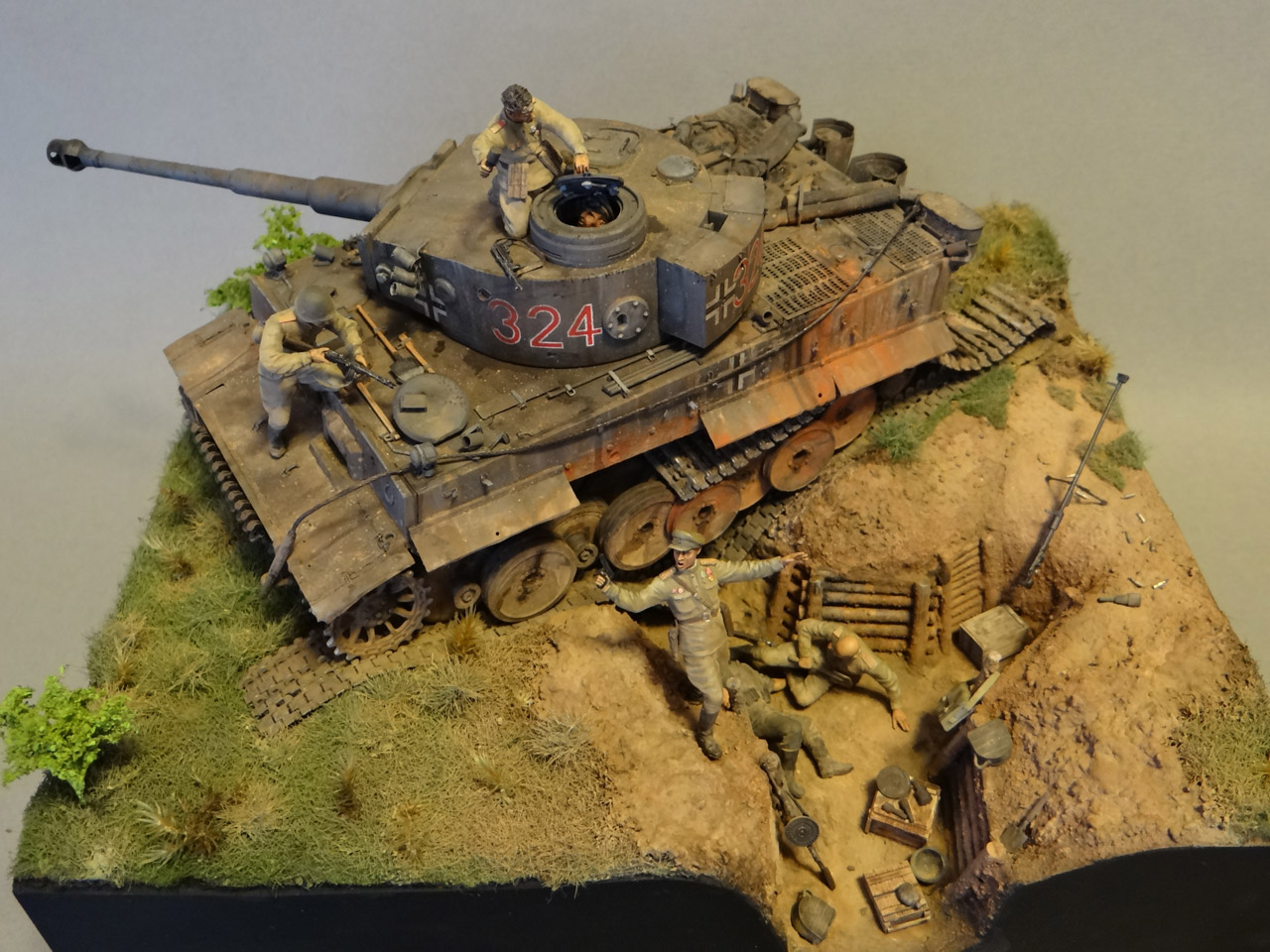 Dioramas and Vignettes: Tiger tamers, photo #2