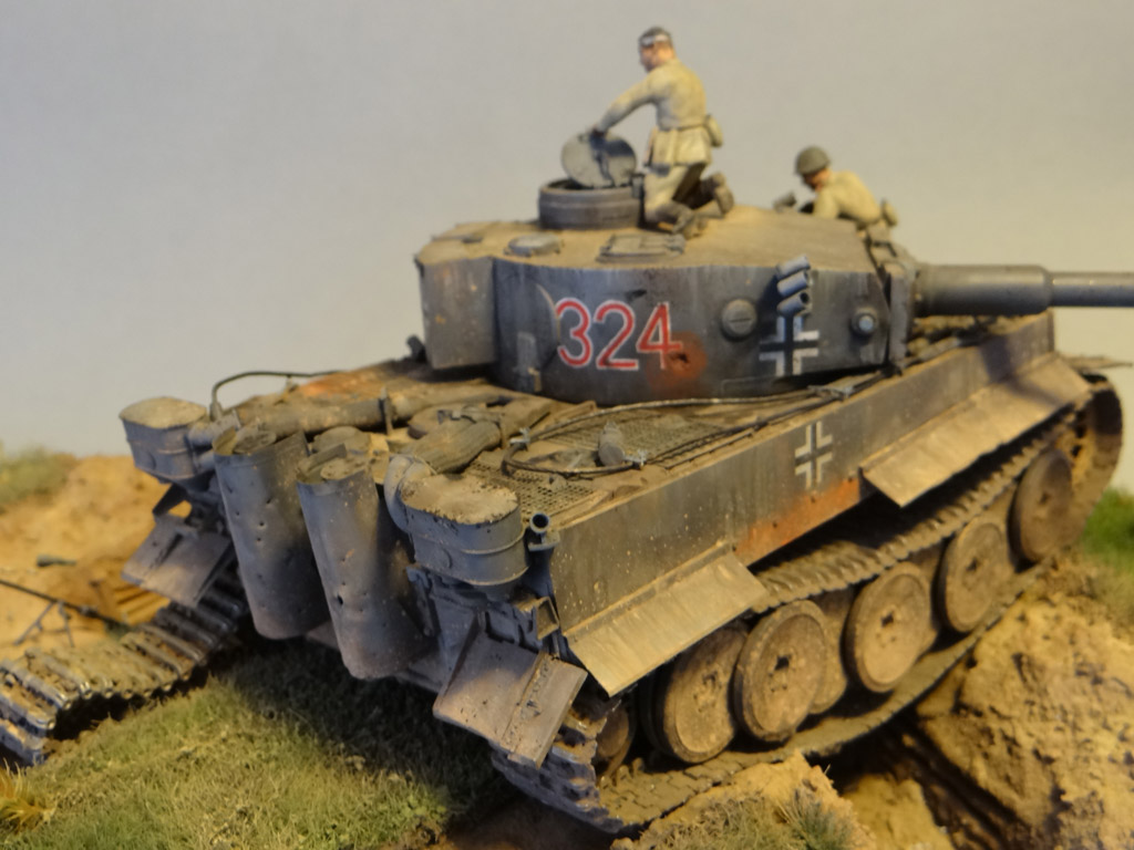 Dioramas and Vignettes: Tiger tamers, photo #8
