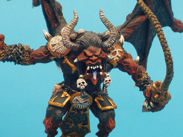 Miscellaneous: Demon