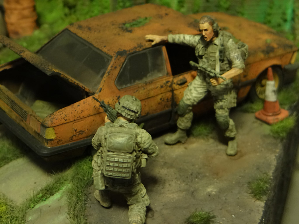 Dioramas and Vignettes: Help!.., photo #13