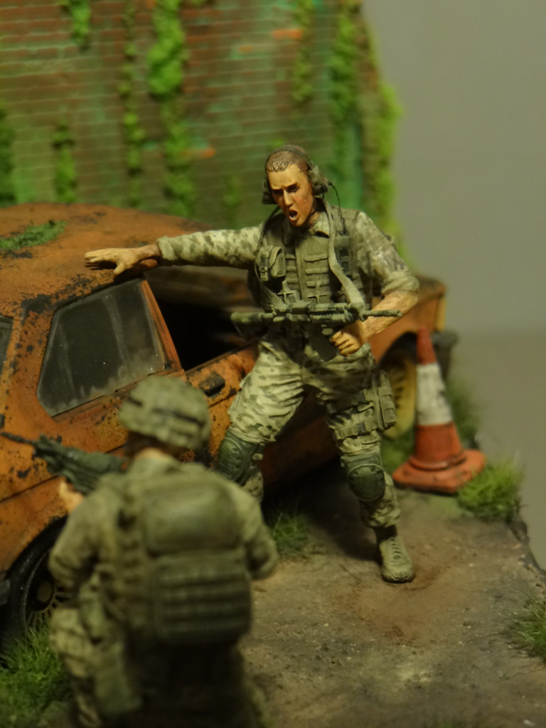 Dioramas and Vignettes: Help!.., photo #14