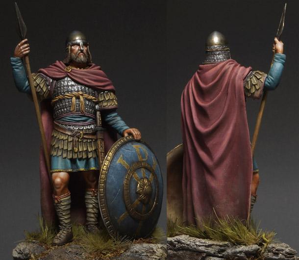 Figures: The Byzantian