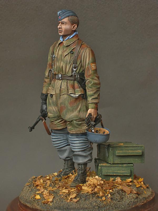 Figures: Fallschirmjagers feldwebel, 1943-45, photo #5